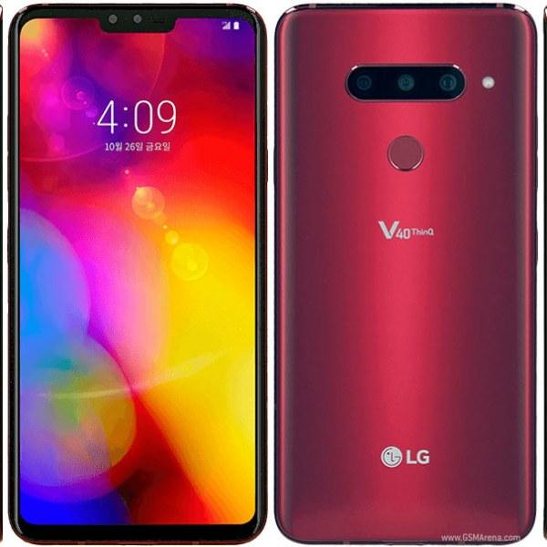 سعر ومواصفات LG V40 ThinQ