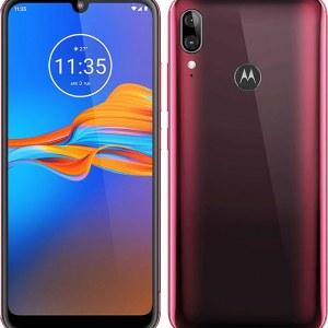 سعر ومواصفات Motorola Moto E6 Plus