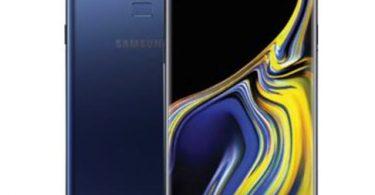 جوال Samsung Galaxy Note 9